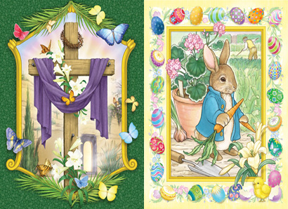 Easter and Lent Countdown Calendars
