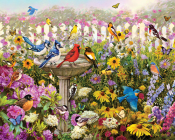 Birds of Summer Jigsaw Puzzle