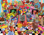 Candy for All Seasons Jigsaw Puzzle