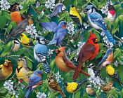 Birds & Blossoms Jigsaw Puzzle