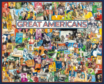 Great Americans Jigsaw Puzzle