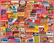 Gum Wrappers Jigsaw Puzzle