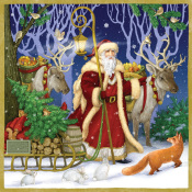 Father Christmas Jumbo Advent Calendar