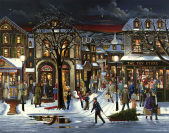 Downtown Christmas Advent Calendar