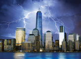New York City World Trade Center Jigsaw Puzzle