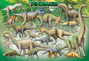 Dinosaurs Kid's Jigsaw Puzzle