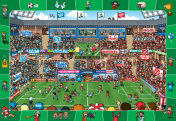Soccer Spot & Find Jigsaw Puzzle