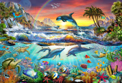 Paradise Cove Kid's Jigsaw Puzzle
