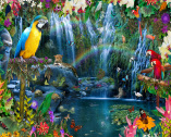 Tropical Paradise Jigsaw Puzzle