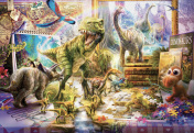 Dinosaurs Come to Life Jigsaw Puzzle