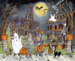 Little Goblins Jigsaw Puzzle