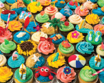 Summer Cupcakes Jigsaw Puzzle