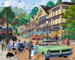 A Trip to Town Jigsaw Puzzle