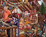Attic Treasures Jigsaw Puzzle