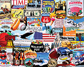 I Love America Jigsaw Puzzle