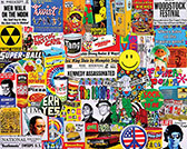 Life in the 60s Jigsaw Puzzle
