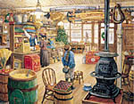 Olde General Store Puzzle