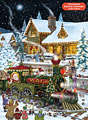 Whistle Stop Christmas Chocolate Advent Calendar