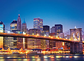 New York Brooklyn Bridge Jigsaw Puzzle