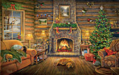 Holiday Rest Jigsaw Puzzle