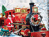 Christmas Express Jigsaw Puzzle