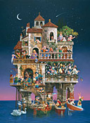 Superstitions Jigsaw Puzzle