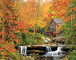 Old Grist Mill Jigsaw Puzzle