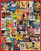 Movie Posters Jigsaw Puzzle