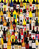 Wine Bottles Jigsaw Puzzle