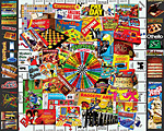 Favorite Games Jigsaw Puzzle