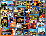 Where in the World Jigsaw Puzzle