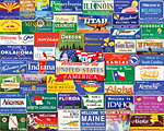 Welcome to America Jigsaw Puzzle