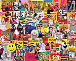 Pop Culture Jigsaw Puzzle