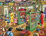 The Toy Store Jigsaw Puzzle
