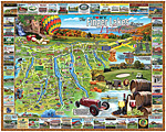 Finger Lakes Wine Country Jigsaw Puzzle
