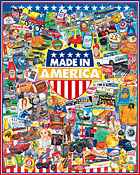 Made in America Jigsaw Puzzle