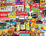 Snack Bar Jigsaw Puzzle