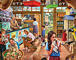 Pet Shop Jigsaw Puzzle