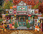 General Store Jigsaw Puzzle