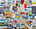 I Love Cape Cod Jigsaw Puzzle