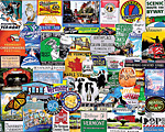 I Love Vermont Jigsaw Puzzle