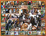 World of Dogs Jigsaw Puzzle