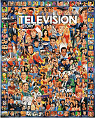 Television History Jigsaw Puzzle
