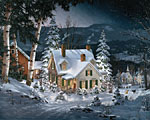 Friends in Winter Jigsaw Puzzle