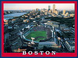Boston Red Sox Fenway Jigsaw Puzzle