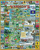 Vermont Jigsaw Puzzle
