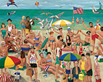 What a Beach Jigsaw Puzzle